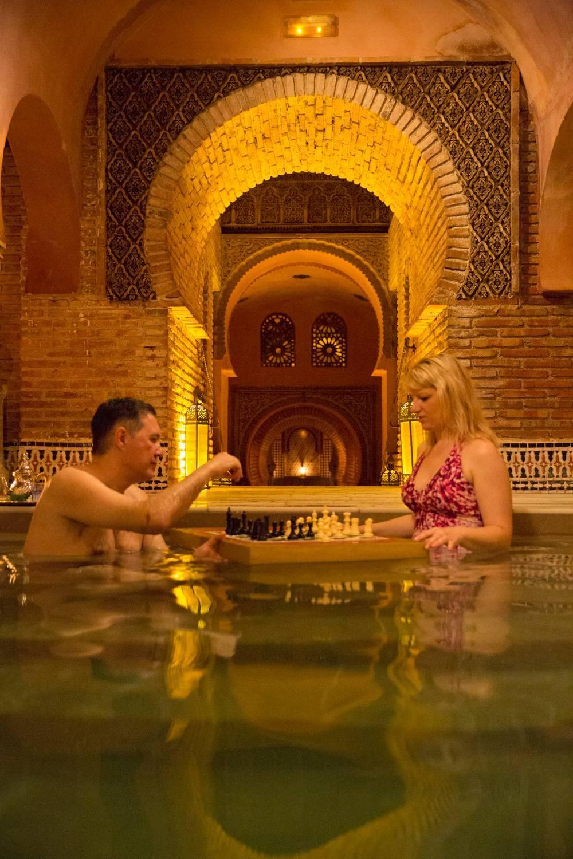 Baño Arabe Granada San Miguel:Lo que Miguel Illescas nos enseñó en Granada Crónica de la
