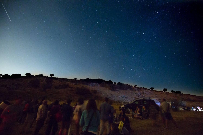 Noche de Perseidas